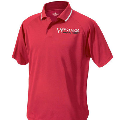 Charles's River Men's Classic Wicking Polo - WestArm Therapy - 3811