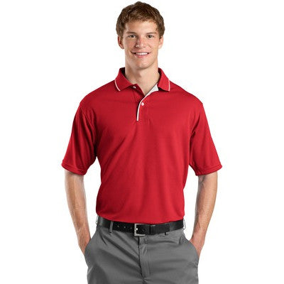 Sport-Tek Men's Dri-Mesh Polo with Tipped Collar & Piping - AIL - EZ Corporate Clothing  - 8