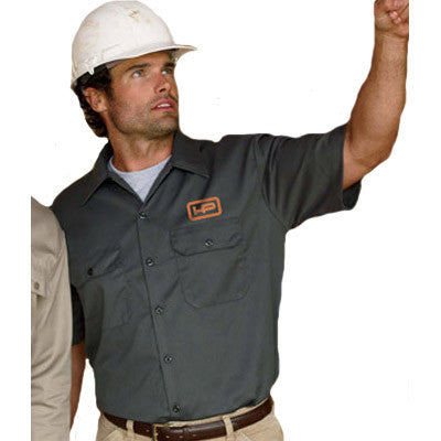 Men's Dickies Workwear Embroidery