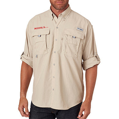 Columbia Men's Bahama Long-Sleeve Shirt - 7048