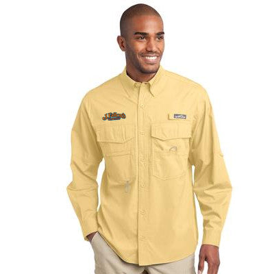 Eddie Bauer Long Sleeve Fishing Shirt - EB606