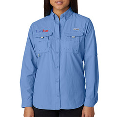Columbia Ladies Bahama Long-Sleeve Shirt - 7314