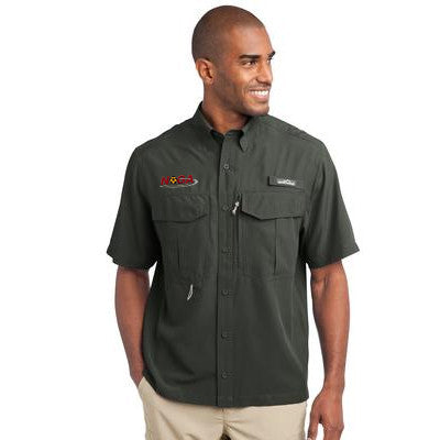 Eddie Bauer Short Sleeve Performance Fishing Shirt - EB602