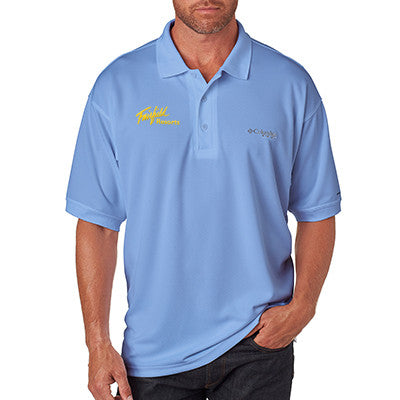 Columbia Men's Perfect Cast Polo - 6016