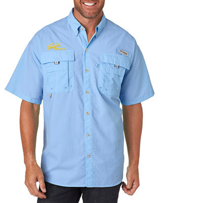 Custom Men's Short Sleeve Shirts