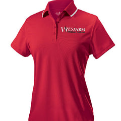 Charles's River Women's Classic Wicking Polo - WestArm Therapy - 2811