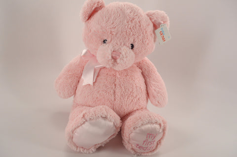 """My First Teddy"" Pink"