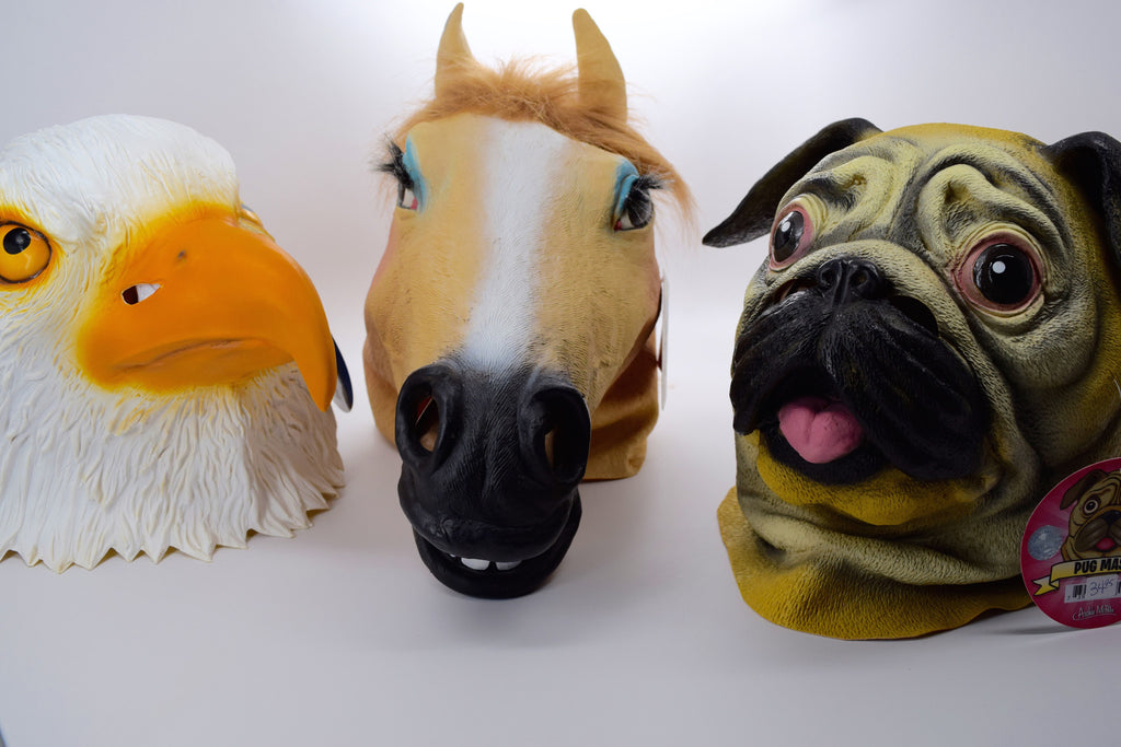 Accoutrements  Animal Mask