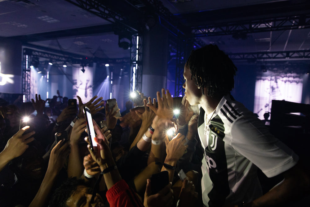 adidas MLS ALL STAR Party With Rich The Kid and Juventus