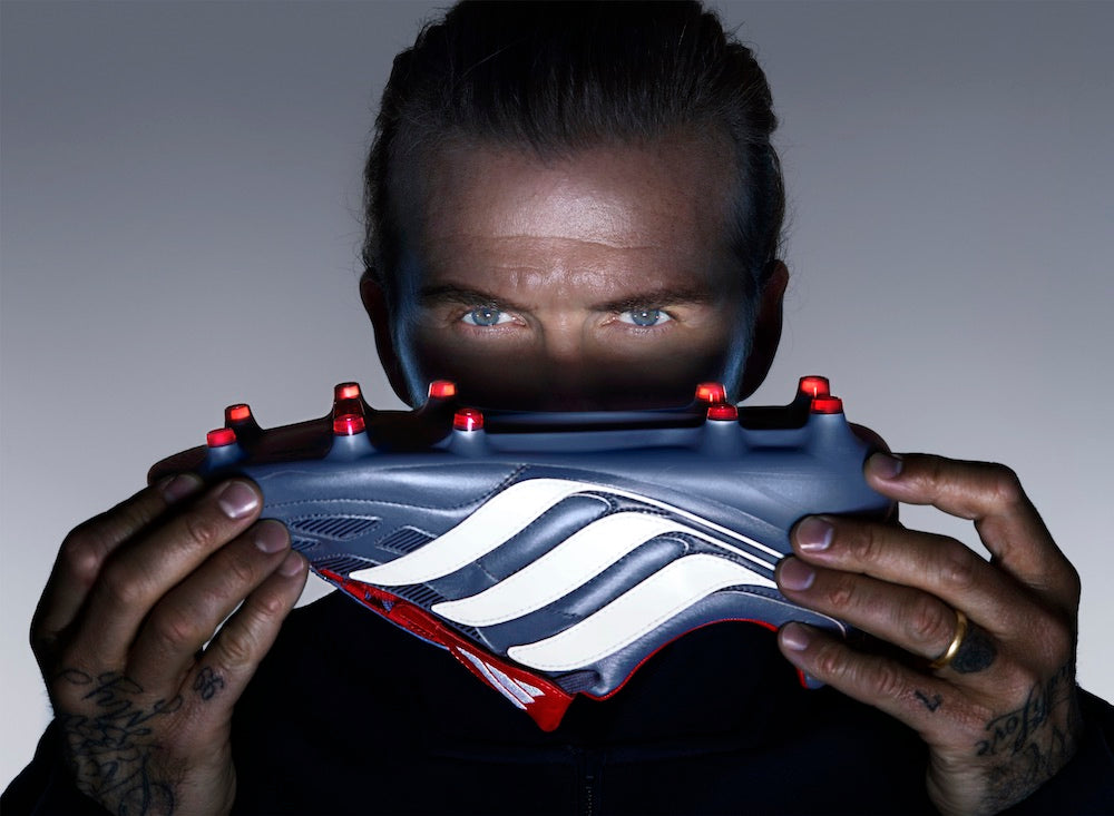 adidas Soccer, David Beckham and Zinedine Zidane Reveal New Predator Precision