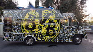 Borussia Dortmund x Puma Football Food Truck