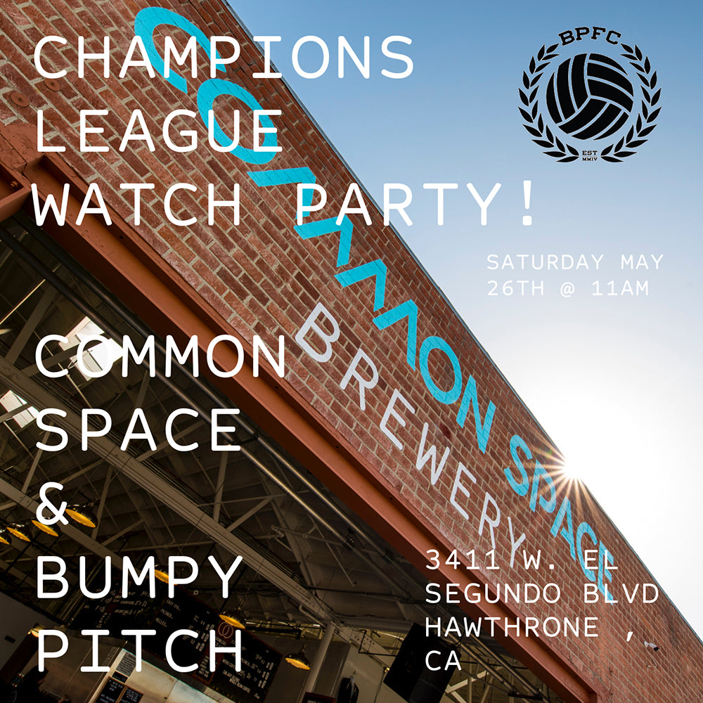 Champions League Viewing Party