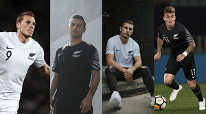 New Zealand Drops 2018 National Team Jerseys