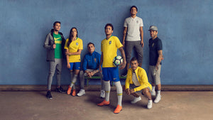 2018 Brazil National Team Collection