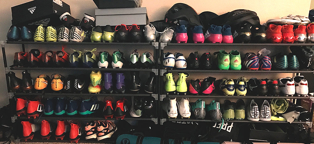soccer-cleats-wall