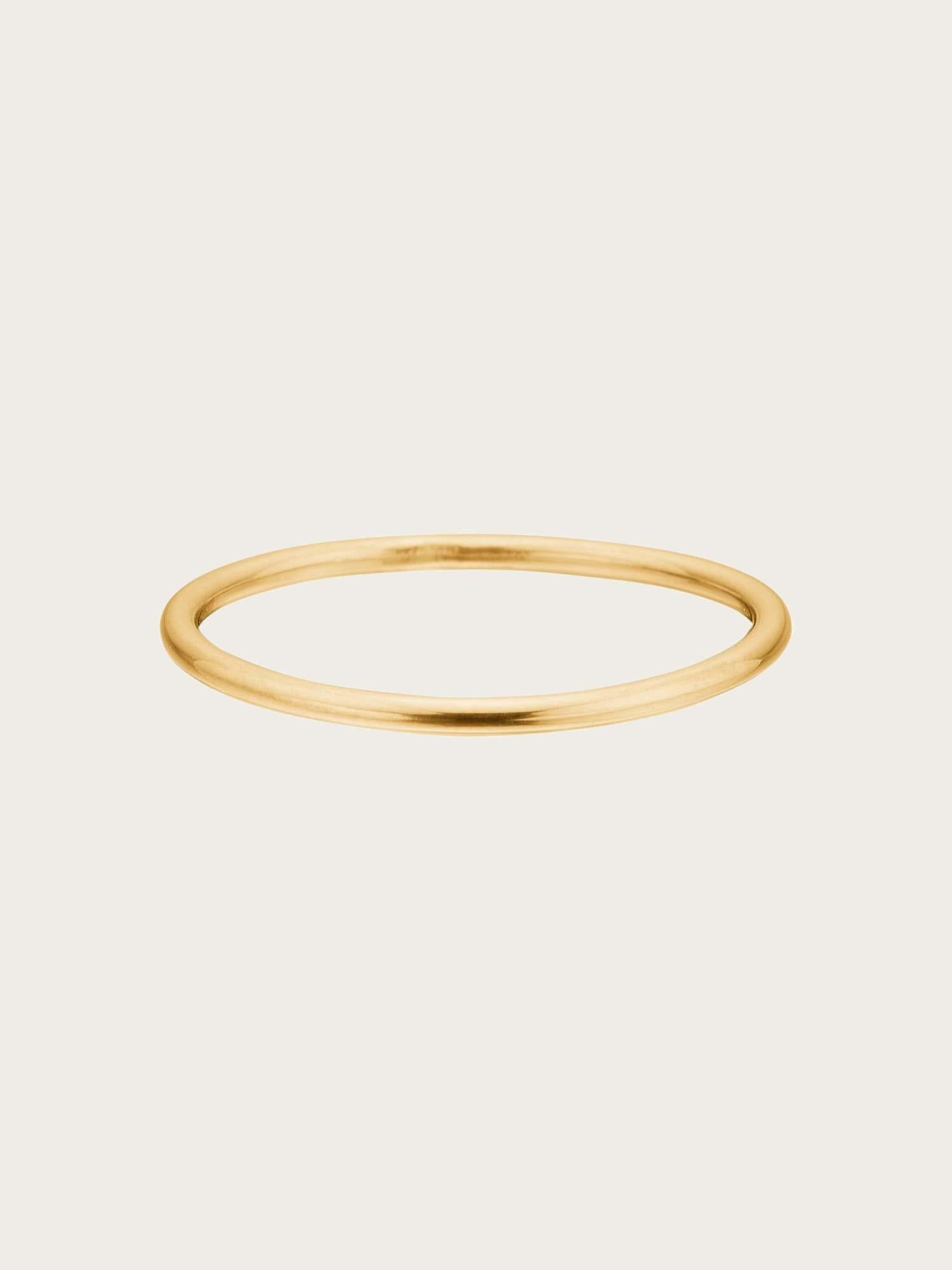 Ring Simple Gold