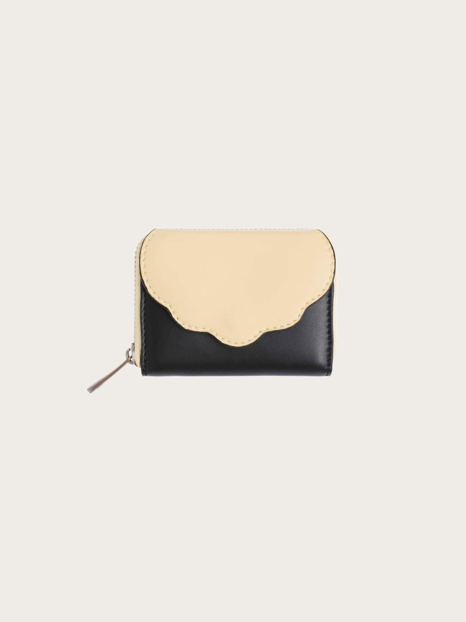 Wallet Shell Responsible Pastel Yellow