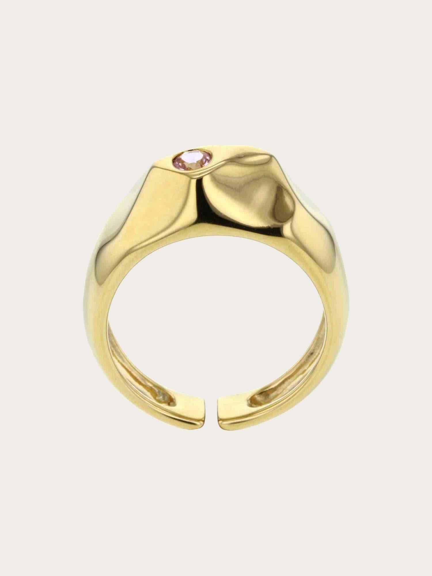 Elements - Multiplicity Ring Gold