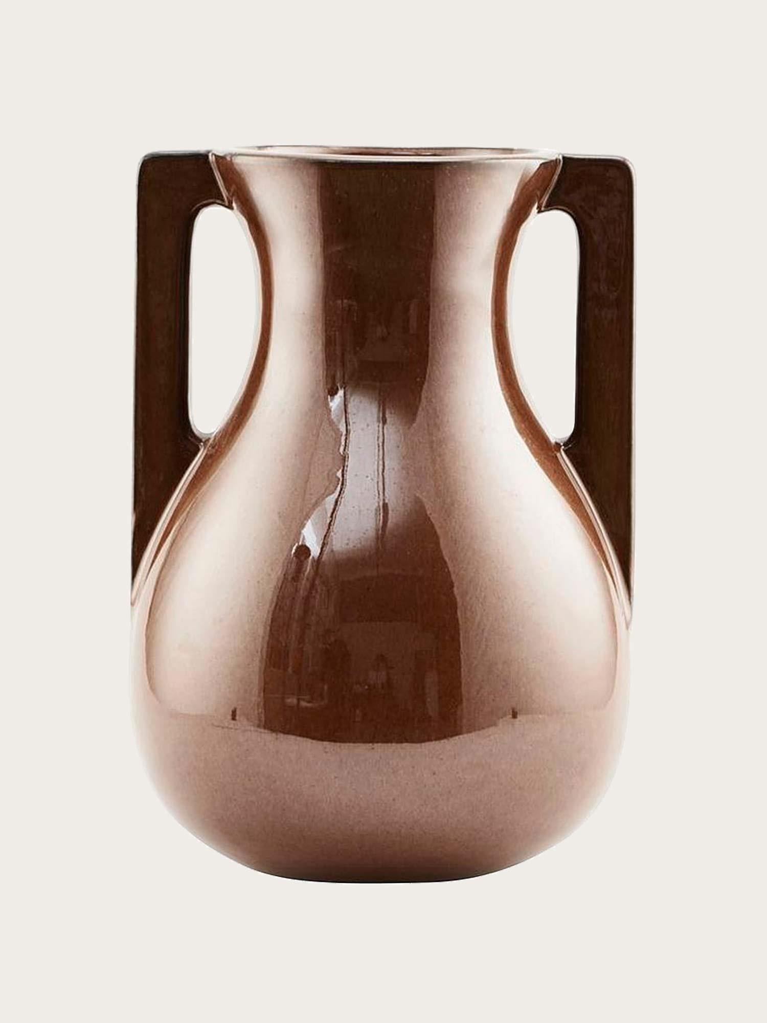 Vase Mississippi Brown