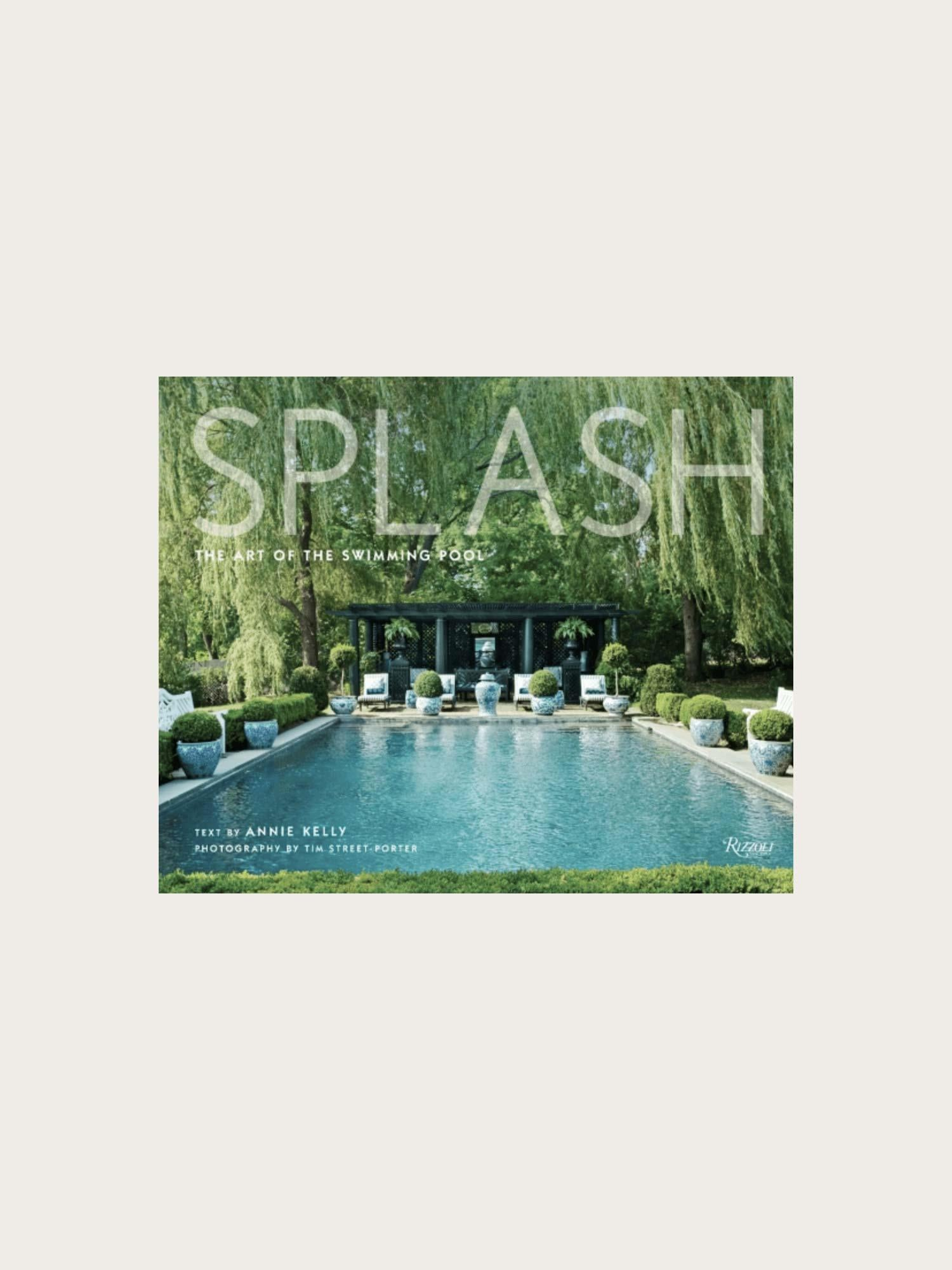Splash : The art of Swimming Pool