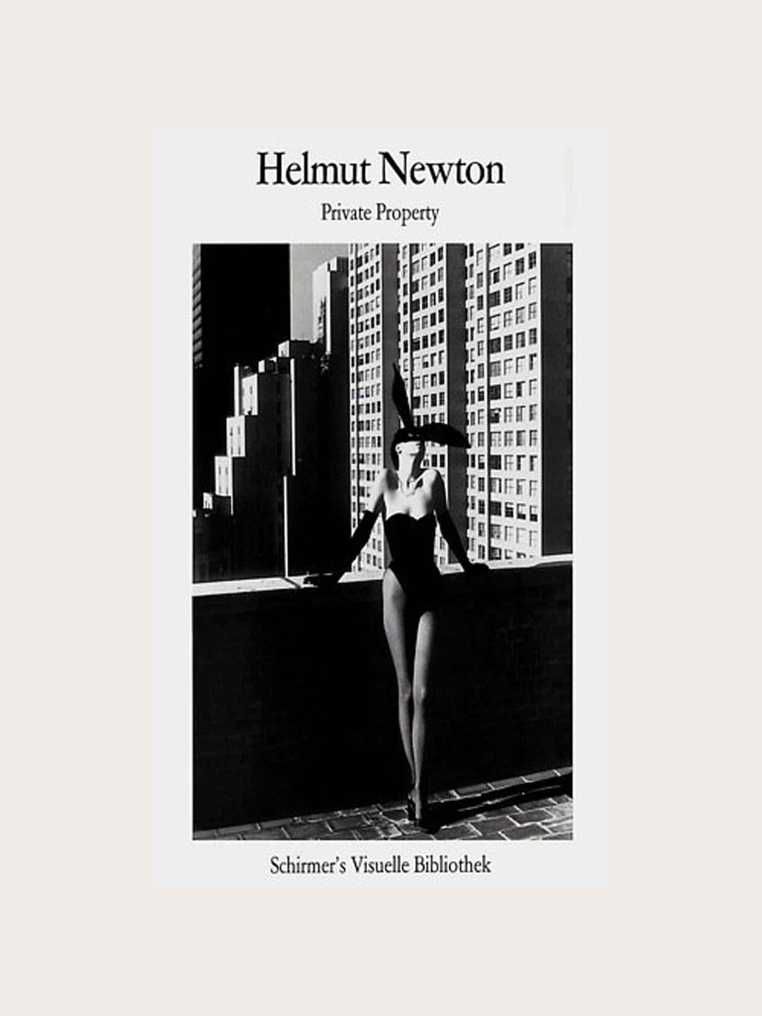 Private Property - Helmut Newton