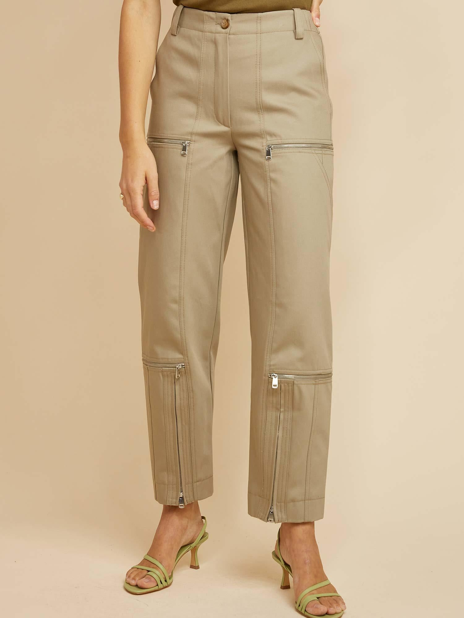 Dee Trousers Clay
