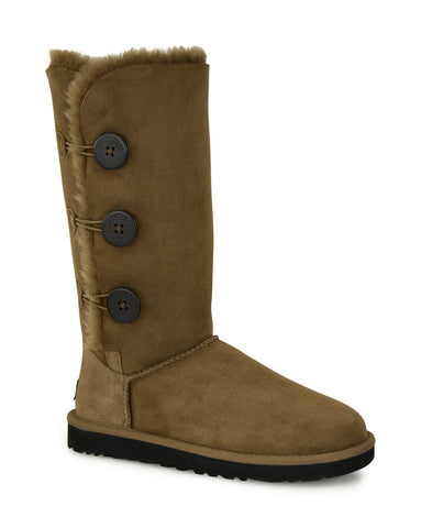 UGG AUSTRALIA  Womens BAILEY BUTTON TRIPLET BOOTS 1873-DLF