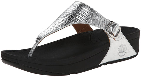 FitFlop The Skinny (Croc) Womens Sandals 350-011