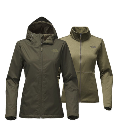 The North Face W ARROWOOD TRI CUS2XXM