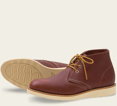 Red Wing Classic Chukka Boots 3139