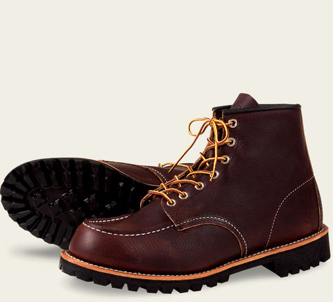 Red Wing Roughneck Boots 8146