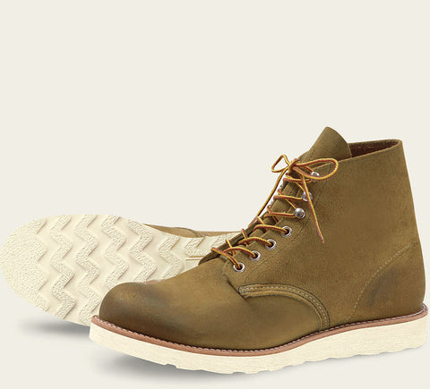 Red Wing Classic Round Boots 8181