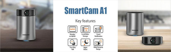 Review of Our Latest Smart Cam, the SNA-R1100W and SNA-R1120W