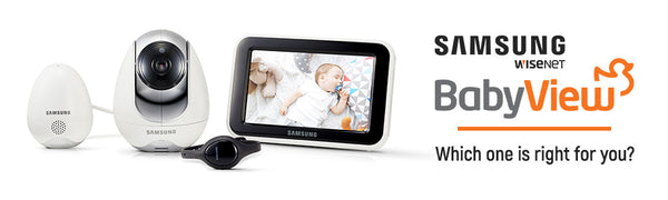 Is Our Brand New Samsung Wisenet Baby Monitor (SEW-3057W) Right For You?