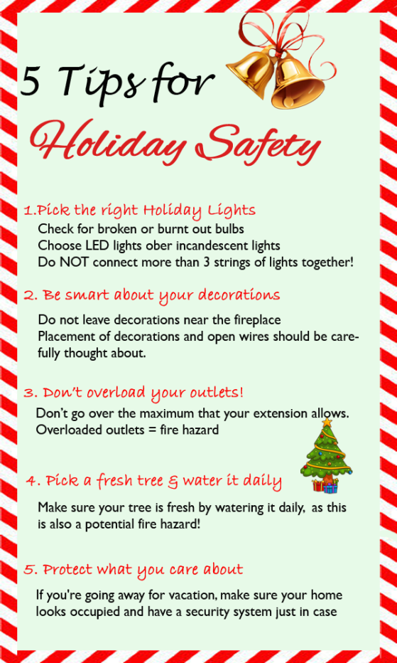 Holiday safety image copy