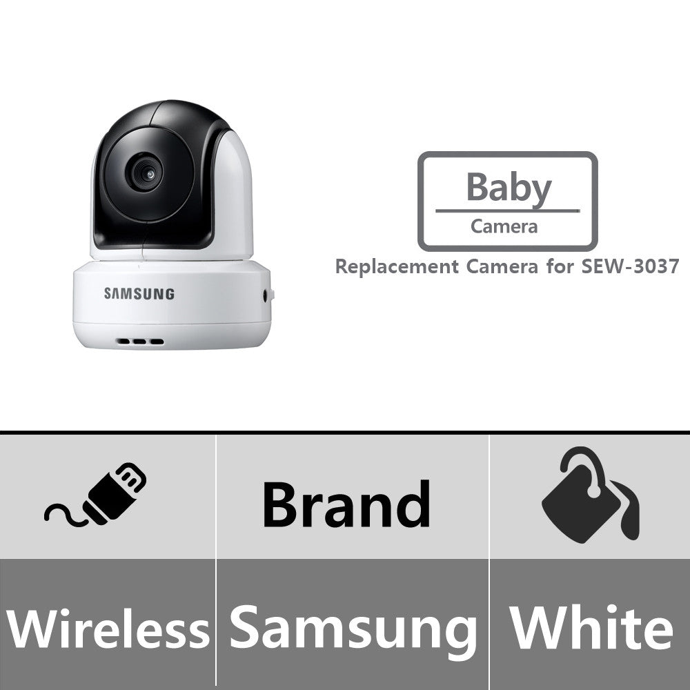 Samsung Sep 1001r Ir Wireless Pan Tilt Zoom Baby