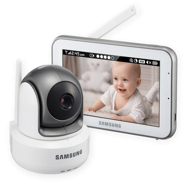 Sew 3043w Samsung Brightview Baby Video Monitoring