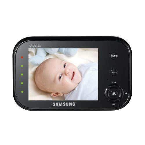 Sew 3036 Samsung Video Baby Monitor Soltech Security
