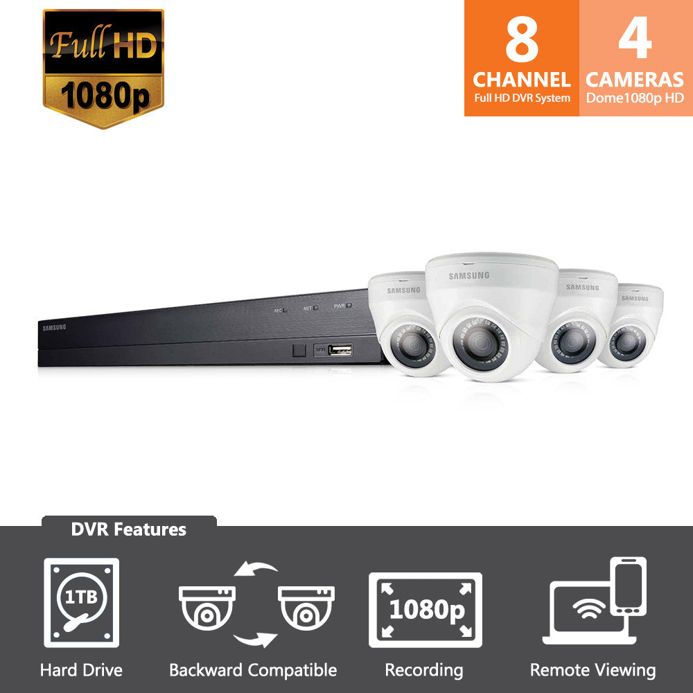 Samsung Dvr Security Systems Ip Cameras Baby Monitors