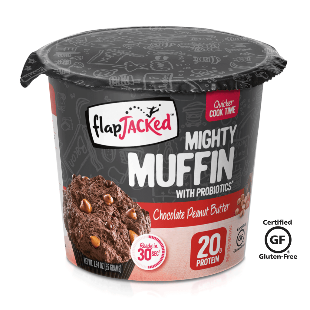 Flapjacked - Mighty Muffins 1.94oz