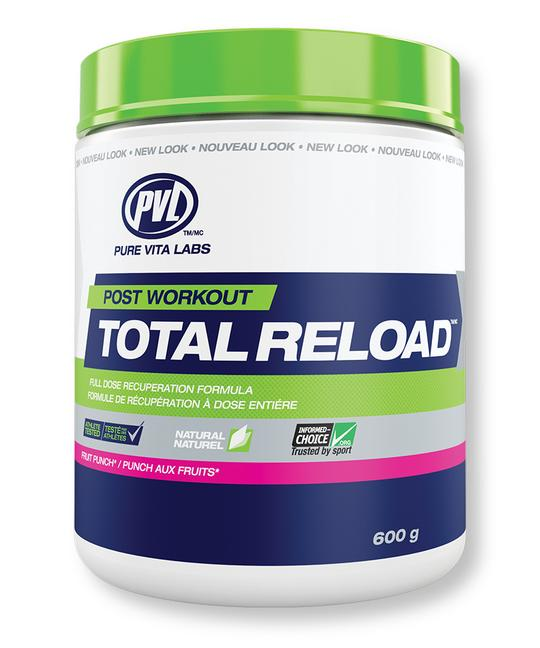 PVL: Total Reload