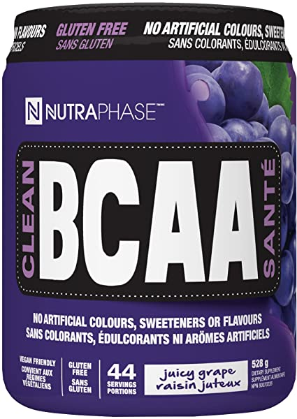 Nutraphase: Clean BCAA