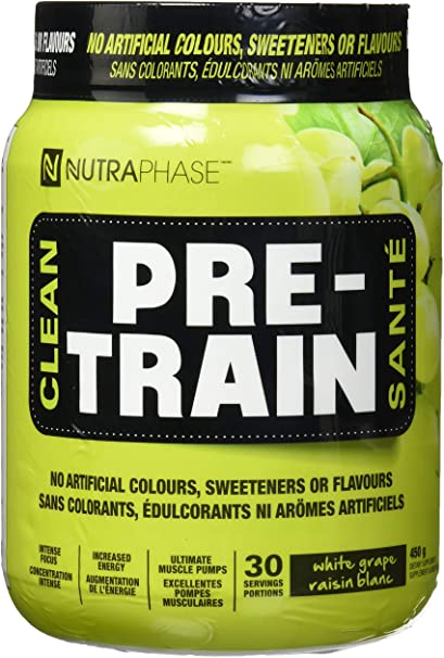 Nutraphase: Clean Pre-Train