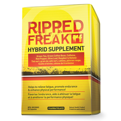 Pharma Freak: Ripped Freak 60 cap