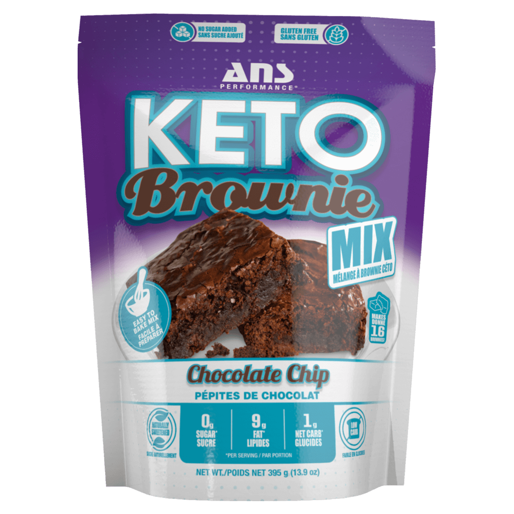 ANS: Keto Brownie