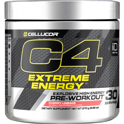Cellucor: C4 Extreme Energy