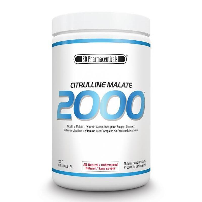 SD Pharmaceuticals: Citrulline Malate 2000