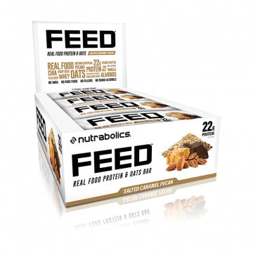 Nutrabolics: FEED Bars