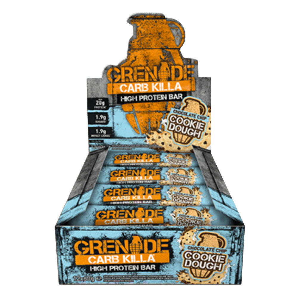 Grenade Carb Killa Box - Cookie Dough