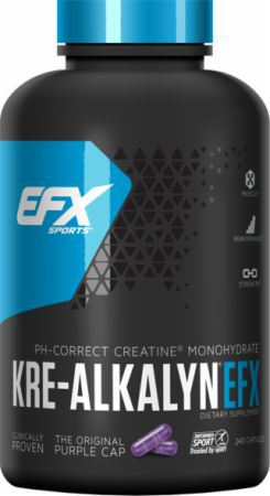 EFX: Kre-Alkalyn 192 caps